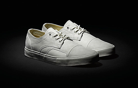 bc5ec01c473750 Vans X Luke Meier Seylynn  S  Shoes - White - Acriminalg Skateboard Shop