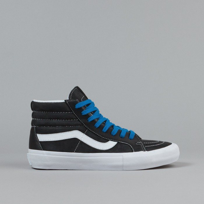 Vans Sk8Hi Reissue NYC S Shoes Andy Kessler Black LIMITED EDITION