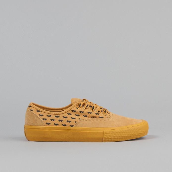 Vans WTAPS Syndicate Authentic S WTAPS Yellow LIMITED EDITION