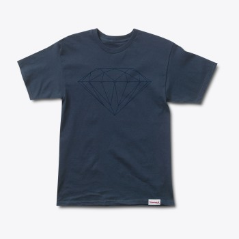 diamondsupplyco-tee-tonal-brilliant-navy