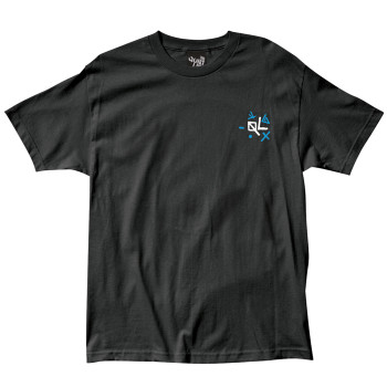 the quiet life plus ss t shirt black