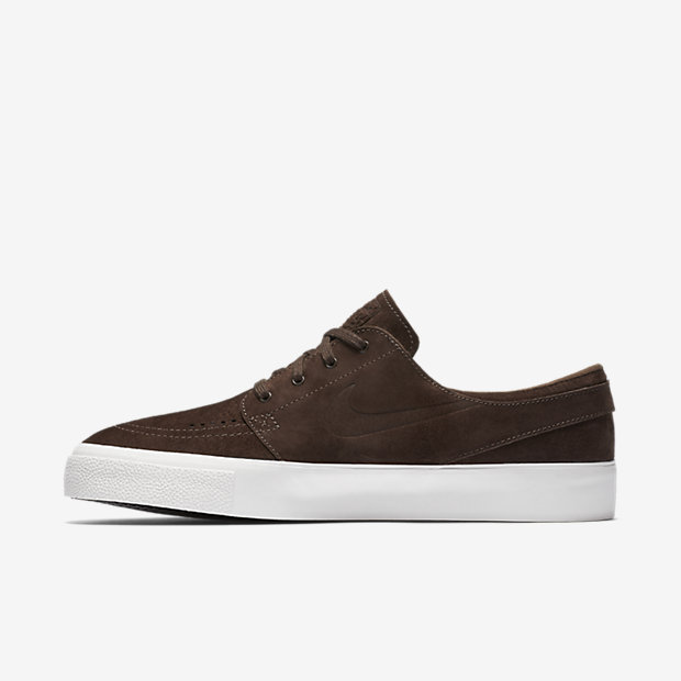 NIKE Skateboarding SB Zoom Stefan Janoski Premium High Tape Baroque Brown BAROQ