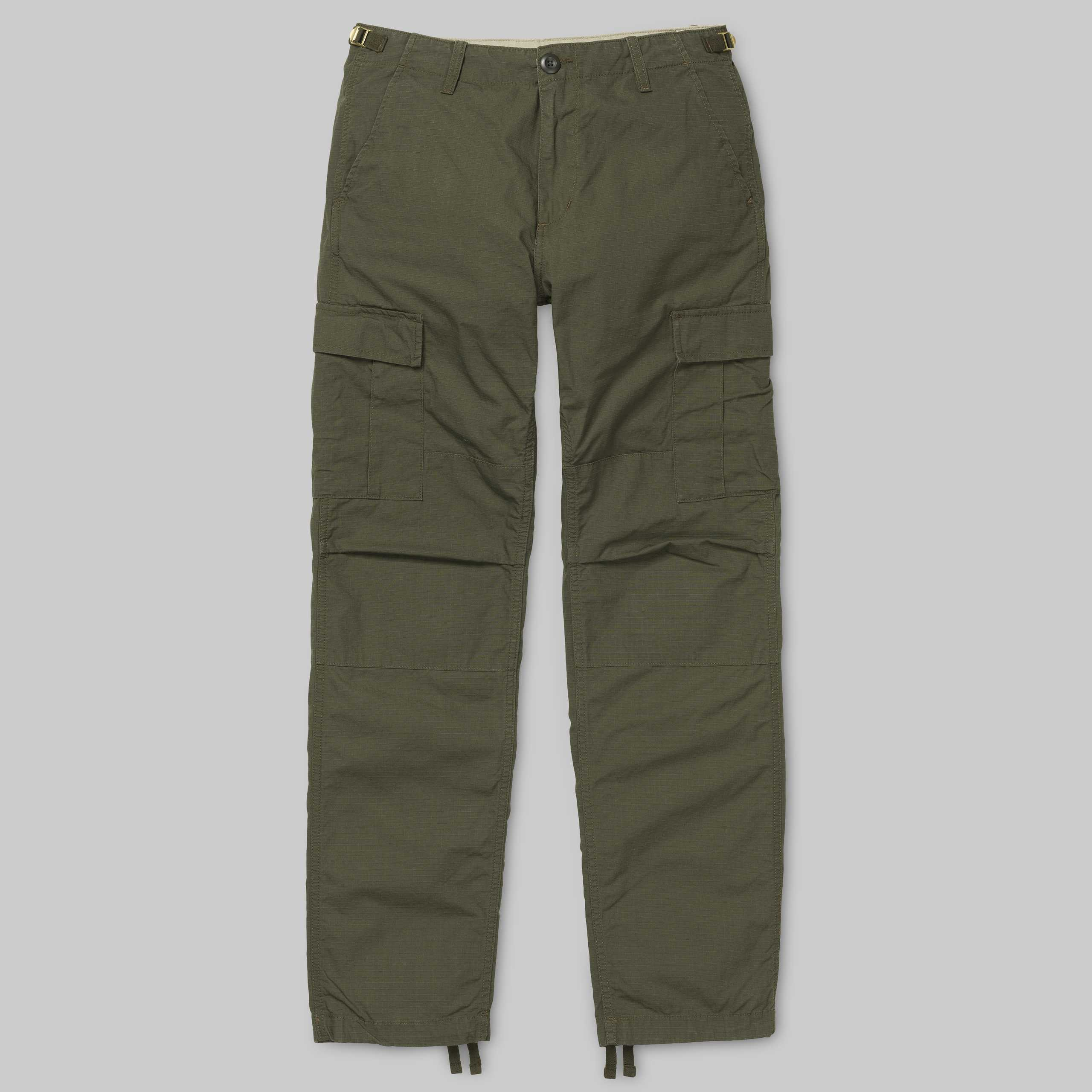 Carhartt Aviation Pant Cypress Rinsed Acriminalg