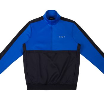 dime-track-jacket-quarter-zip-blue-black-stripe