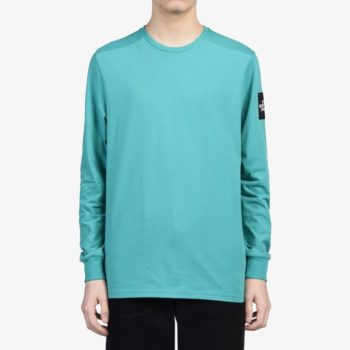the-north-face-fine-2-long-sleeve-tee-t93bphzcv-porcelain-green-black-label-collection