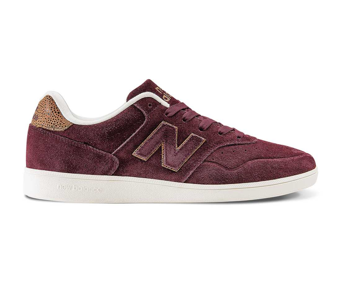NEW BALANCE Numeric 288 scarpe da skate Chocolate cherry/Cinnamon