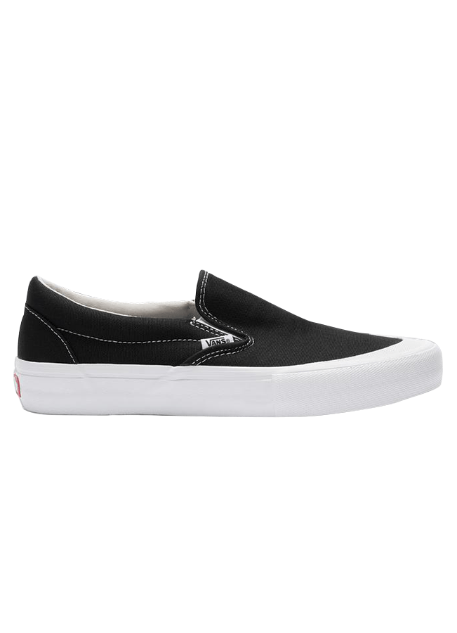 shoes black blackwhite slip 1024x1024 shoe toecap vans vans pro pro ·  slipon 2018 blackwhite slipon vans ... 596f987d846