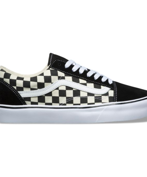 Checkerboard White Black Lite Skool Vans Old Acriminalg dw4qXdAn