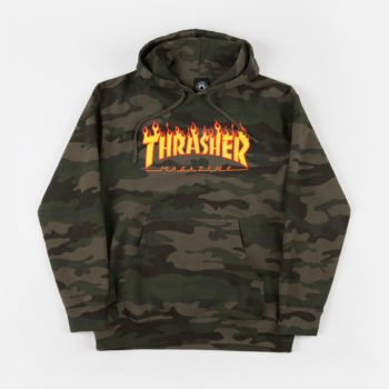 thrasher-flame-logo-hoodie-forest-camo-1