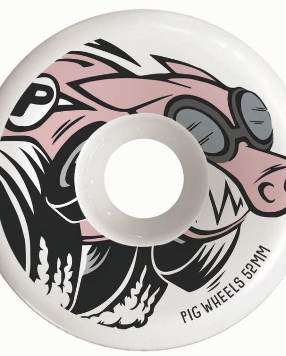 Pig-Head-Racer-C-Line-Skateboard-Wheels-52mm