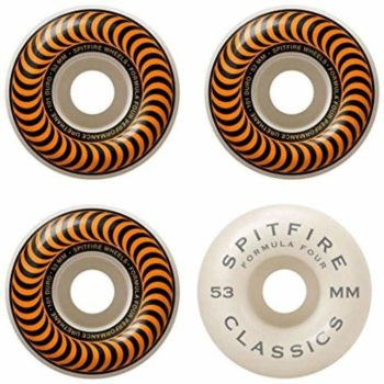 spitfire-spitfire-f4-101-classic-orange-53mm-wheel