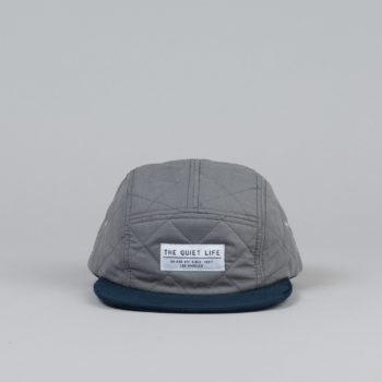 the-quiet-life-quilted-5-panel-cap-grey-1
